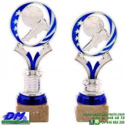 Trofeo copa participacion 5307 futbol economico premio deporte pallart grabado chapa personalizado