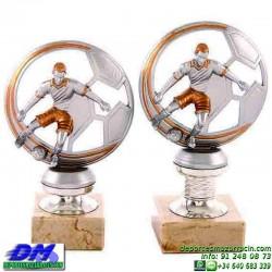 Trofeo copa participacion 5310 futbol economico premio deporte pallart grabado chapa personalizado