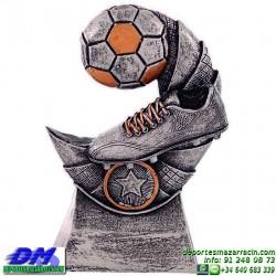 Trofeo copa participacion 5312 futbol bota economico premio deporte pallart grabado chapa personalizado