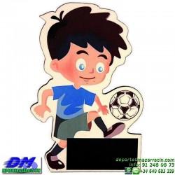 Trofeo copa participacion 5316 economico premio deporte pallart grabado chapa personalizado