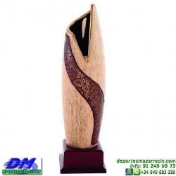 Trofeo ceramica 5002 diferentes alturas premio deporte pallart grabado chapa grabada