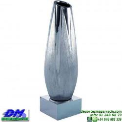 Trofeo ceramica 5010 diferentes alturas premio deporte pallart grabado chapa grabada