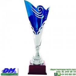 Trofeo copa clasica 5033 diferentes alturas premio deporte pallart grabado chapa grabada