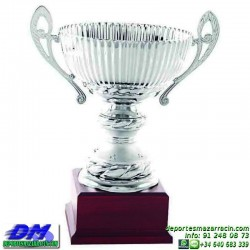 Trofeo copa clasica 5071 diferentes alturas premio deporte pallart grabado chapa grabada