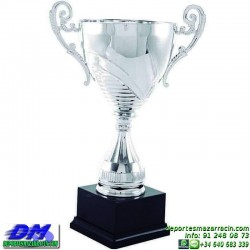 Trofeo copa clasica 5075 diferentes alturas premio deporte pallart grabado chapa grabada