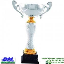 Trofeo copa clasica 5076 diferentes alturas premio deporte pallart grabado chapa grabada