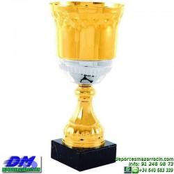 Trofeo copa clasica 5085 diferentes alturas premio deporte pallart grabado chapa grabada