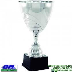 Trofeo copa clasica 5086 diferentes alturas premio deporte pallart grabado chapa grabada