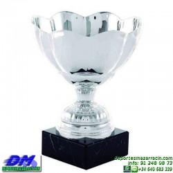 Trofeo copa clasica 5092 diferentes alturas premio deporte pallart grabado chapa grabada
