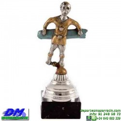 Trofeo Futbolin 5610 futbol premio diferentes alturas pallart tamaños chapa grabada