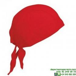 CAP BANDANA PAÑUELO mujer Economico barato fiestas personalizable k044 algodon