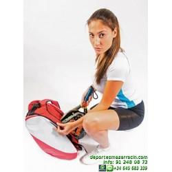 BOLSA PADEL Economica PALETERO deporte paletero publicidad TEC-37 colores grupo asociacion EQUIPO
