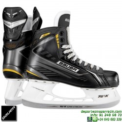 Bauer SUPREME 150 Patin HOCKEY Hielo ice skate Personalizar TUUK LIGHTSPEED