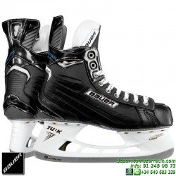 Bauer NEXUS 6000 Patin HOCKEY Hielo ice skate Personalizar TUUK LIGHTSPEED