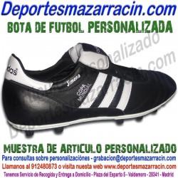 PERSONALIZAR botas de BOTAS DE FUTBOL CLASICAS (Imagenes de muestra)