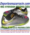 PERSONALIZAR botas de futbol NIKE HYPERVENOM (Imagenes de muestra)