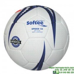 Balon futbol sala SPIDER 58 softee indoor 0000908