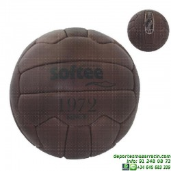 Balon de Futbol 11 VINTAGE softee envejecido retro 0000148