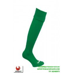 ULHSPORT Medias TEAM PRO ESSENTIAL SOCKS Futbol color VERDE 1003302-08 equipacion deporte calcetin talla hombre niño