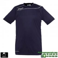 UHLSPORT Camiseta STREAM 3.0 Futbol color AZUL MARINO 1003237.03 equipacion talla deporte manga corta