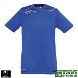 UHLSPORT Camiseta STREAM 3.0 Futbol color AZUL ROYAL 1003237.07 equipacion talla deporte manga corta