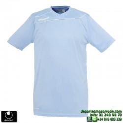 UHLSPORT Camiseta STREAM 3.0 Futbol color AZUL CELESTE 1003237.19 equipacion talla deporte manga corta