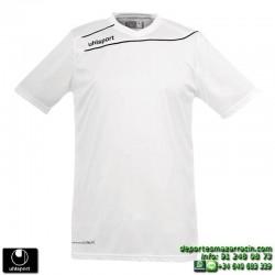 UHLSPORT Camiseta STREAM 3.0 Futbol color BLANCO 1003237.09 equipacion talla deporte manga corta