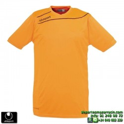 UHLSPORT Camiseta STREAM 3.0 Futbol color NARANJA 1003237.17 equipacion talla deporte manga corta