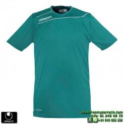 UHLSPORT Camiseta STREAM 3.0 Futbol color VERDE 1003237.08 equipacion talla deporte manga corta