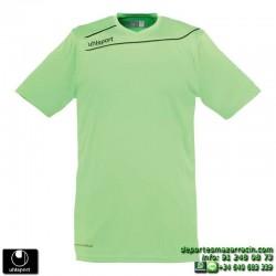 UHLSPORT Camiseta STREAM 3.0 Futbol color VERDE PISTACHO 1003237.13 equipacion talla deporte manga corta