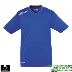 UHLSPORT Camiseta ESSENTIAL Futbol color AZUL ROYAL 1002104.03 equipacion talla deporte manga corta