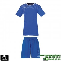 UHLSPORT Conjunto MATCH TEAM KIT women Futbol AZUL ROYAL 1003168.06 mujer femenino equipacion camiseta pantalon color