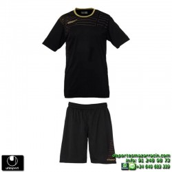 UHLSPORT Conjunto MATCH TEAM KIT women Futbol color NEGRO 1003168.02 mujer femenino equipacion camiseta pantalon