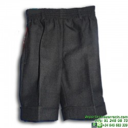PANTALON CORTO uniforme Lerena colegio valdemoro