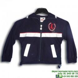 Chaqueta Chandal Lerena uniforme colegio valdemoro