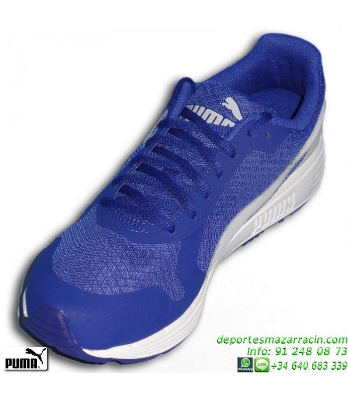 4ef8e416 Zapatilla Deporte Puma FTR ST Runner 2 Mesh AZUL 358787-11 personalizar