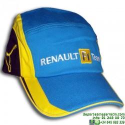 Gorra PUMA REANULT F1 TEAM Azul 601281-01