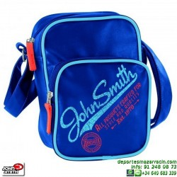 Cartera Organizador John Smith Retro piel Azul B15209 16V