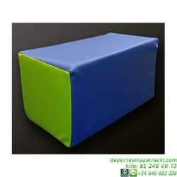 RECTANGULO Mediano Figura espuma 50x25x25cm