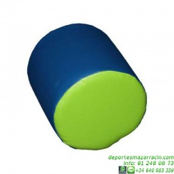 MINICILINDRO Figura espuma softee psicomotricidad