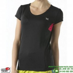 Camiseta Deportiva MUJER Clima John Smith PINGA Negro