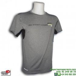 Camiseta Deportiva Clima John Smith GEB Grafito Vigore hombre manga corta