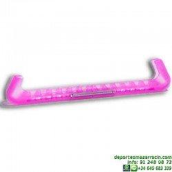 Protector Cuchilla Patin de Hielo GUARDOG MINTZ Rosa 0128 GEL cubre cuchillas