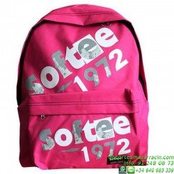 Mochila Escolar Economica 1972 Softee 0027441 Rosa