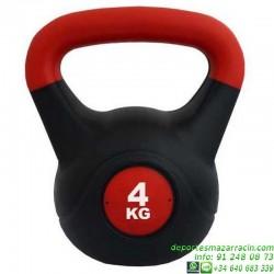 KETTLEBELL PVC diversos pesos softee 24100 crossfit softee gimnasio fitness