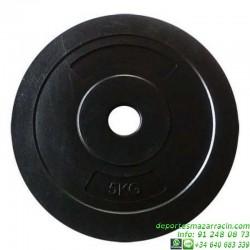 Disco para Pesas PVC CEMENT 30mm softee gimnasio fitness