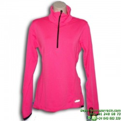 Cortavientos Soft-shell light JOLUVI UNKAS 230049-60 Running rosa