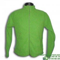 Chaqueta POLAR Niño Joluvi SURPRISE full verde 231256-06 deporte frio