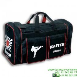 Bolsa Deporte KAITEN Karate Negra
