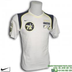 Camiseta NIKE Cortez Blanco Hombre 216190-100 Algodón